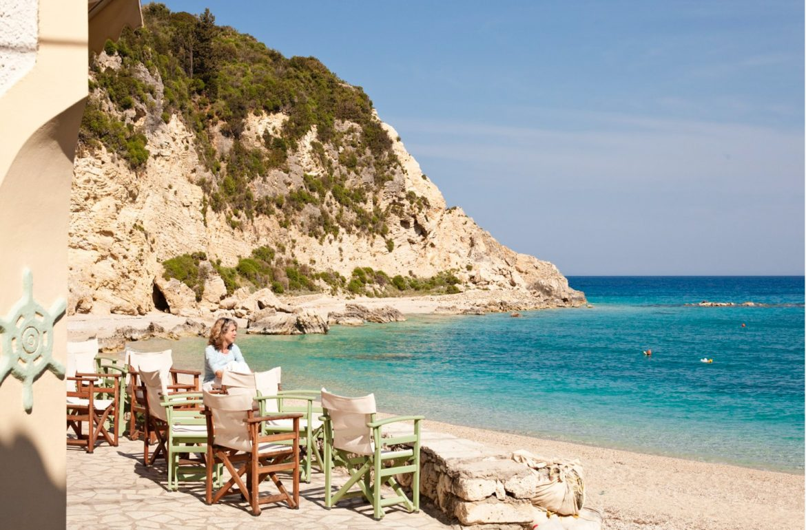 where to stay in Lefkada