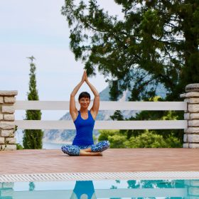 Lefkada yoga and meditation
