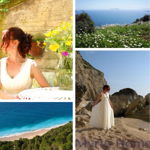 wedding day agios nikitas lefkada island